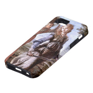 Sandro Botticelli:The return of Judith to Bethulia iPhone 5 Cover