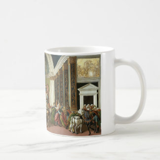 Sandro Botticelli - The Story of Virginia Coffee Mug