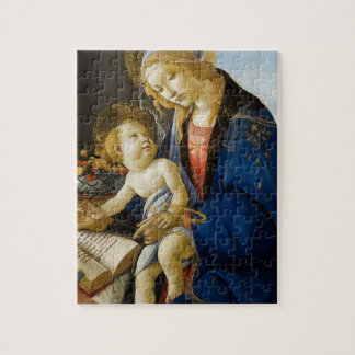Sandro Botticelli - The Virgin and Child Jigsaw Puzzle