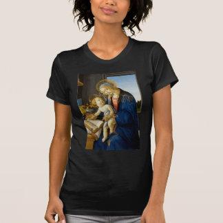 Sandro Botticelli - The Virgin and Child T-Shirt