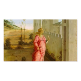 Sandro Botticelli-Workshop of Esther at PalaceGate Business Card Templates