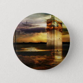 Sands of memory 2 inch round button