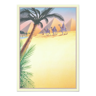 Sands Of The Desert © Card