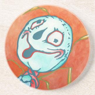 Sandstone Coaster - Scarecrow