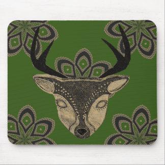 Sandstone Deer Mouse Pad