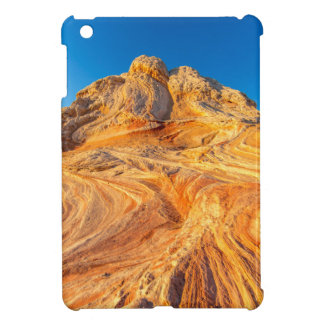 Sandstone Formations At The White Pocket Cover For The iPad Mini