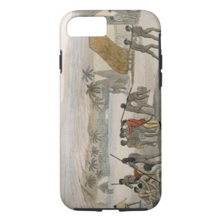 Sandwich Islands - a Westerner negotiating for sto iPhone 7 Case