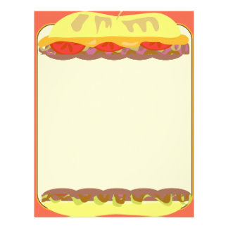 Sandwich Stationery
