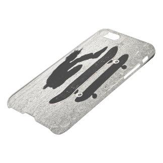 sandwiched skateboard iPhone 8/7 case