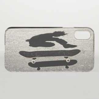 sandwiched skateboard iPhone x case