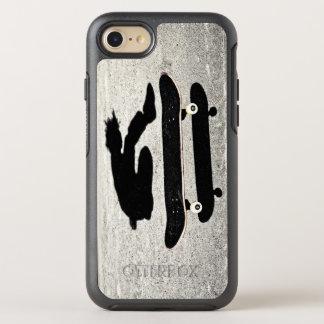 sandwiched skateboard OtterBox symmetry iPhone 8/7 case
