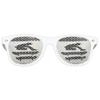 sandwiched skateboard sunglasses