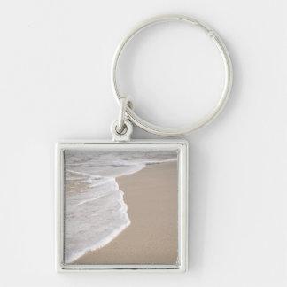 Sandy Beach Keychain
