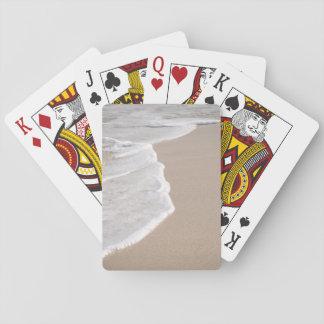Sandy Beach Playing Cards