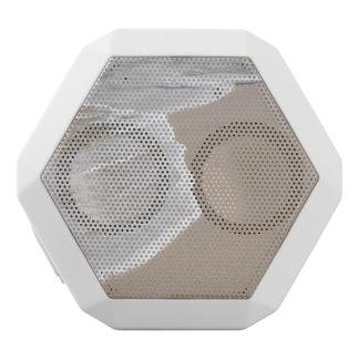 Sandy Beach White Bluetooth Speaker
