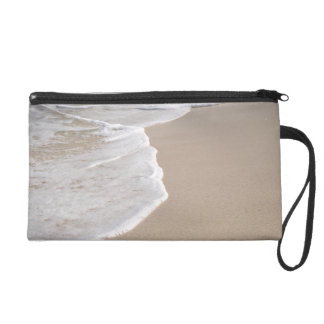 Sandy Beach Wristlet