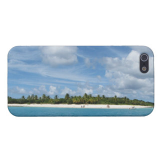 Sandy Cay iPhone 5/5S Cases