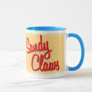 Sandy Claws Mug