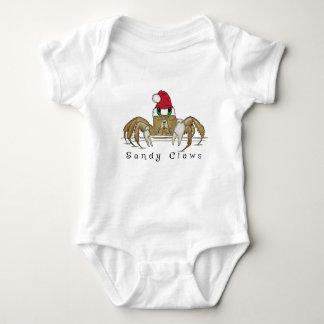 Sandy ClawsTrans Baby Bodysuit