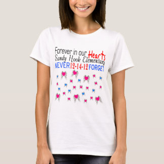 Sandy Hook Elementary Memorial T Shirt