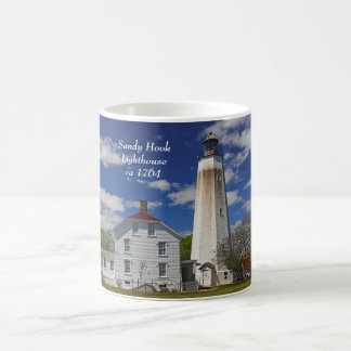 Sandy Hook Lighthouse Coffee Mug