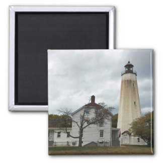 Sandy Hook Lighthouse Magnet