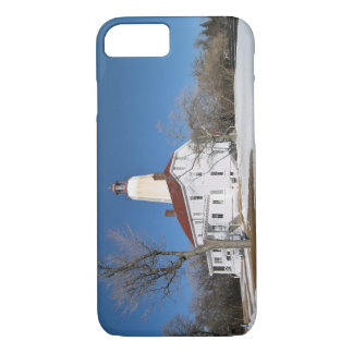 Sandy Hook Lighthouse, New Jersey iPhone Case