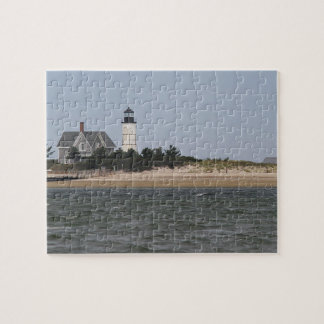 Sandy Neck Lighthouse Jigsaw Puzzle