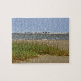 Sandy Neck Lighthouse Jigsaw Puzzle