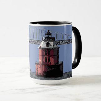 SANDY POINT LIGHT MUG