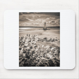 Sandy Point Lighthouse Mouse Pad