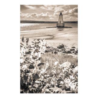 Sandy Point Lighthouse Stationery