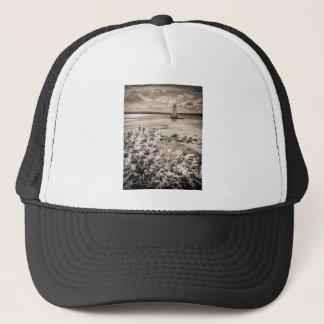 Sandy Point Lighthouse Trucker Hat