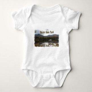 Sandy Stream Pond Baby Bodysuit