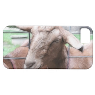 Sandy The Goat At The Gate Case For The iPhone 5
