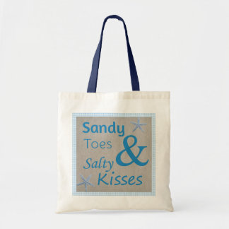 Sandy Toes and Salty Kisses Beach Life Quote