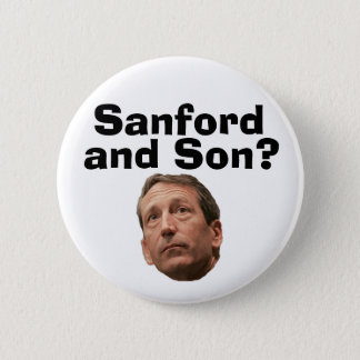 Sanford and Son? 2 Inch Round Button