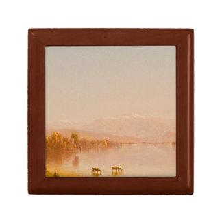 Sanford Robinson Gifford - Indian Summer Gift Box