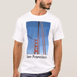 SanFran3, San Francisco T-Shirt