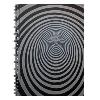 SanFran Door Spiral Note Books