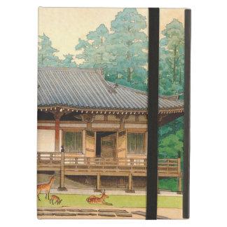 Sangatsu-Do Temple Mori Masamoto  ukiyo-e Case For iPad Air