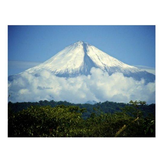 Sangay Volcano Postcard