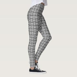 Sangikuzushi Japanese Pattern Leggings