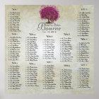 Sangria Heart Leaf Tree Seating Chart