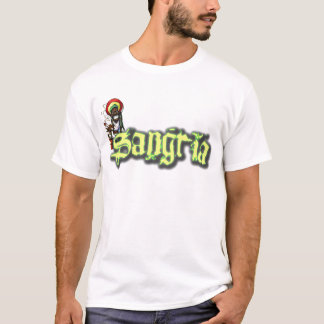 Sangria Logo2 T-Shirt