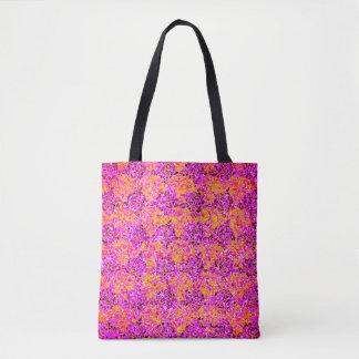 Sangria-Spring-Flowers(c) Multi-Styles_Med Tote Bag