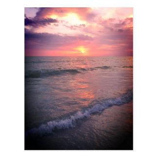 Sangria Sunset Postcard