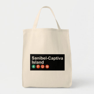 Sanibel-Captive Grocery Tote