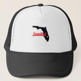 Sanibel Florida. Trucker Hat