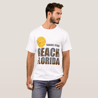 SANIBEL ISLAND BEACH FLORIDA T-Shirt